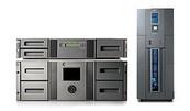 Ленточные библиотеки HP StorageWorks