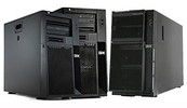 Серверы Lenovo IBM в корпусе Tower
