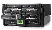 Блейд-шасси HP BladeSystem