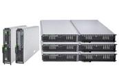 Блейд-серверы Fujitsu PRIMERGY