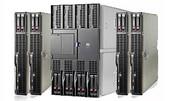 Блейд-серверы HP Integrity