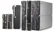 Блейд-серверы HP ProLiant