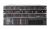 Серверы HP для установки в стойку